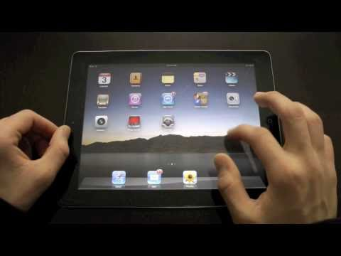 Apple iPad 2 Review - Software, Hardware & Camera Footage