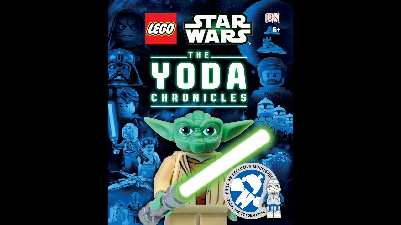 Download LEGO Star Wars The Yoda Chronicles (2013)