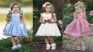 93476a957 فستان العيد للبنات 2018 ( الجزء 1) .. أجمل وأحدث وأرق فساتين عيد للبنوتات  ...