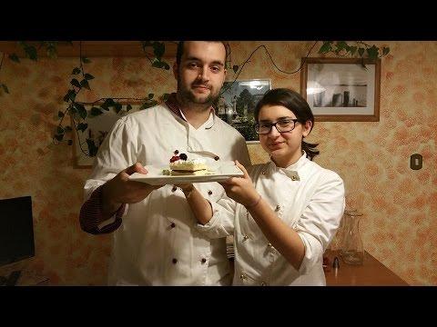 A Vasto l'inaugurazione dell'home restaurant di Antonino e Aurora
