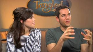 Tangled Interview