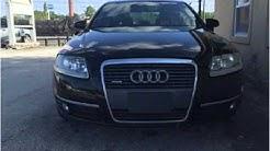 2006 Audi A6 Used Cars Jacksonville Florida