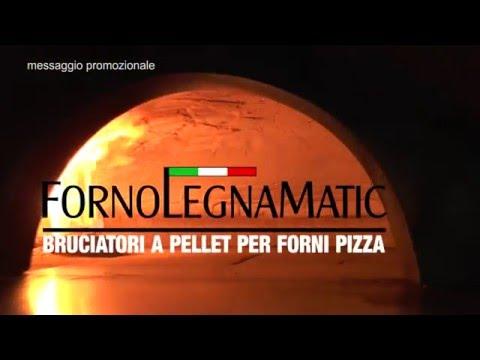 Il migliore bruciatore a pellet per forni pizza youtube - Forni per pizza casalinghi ...