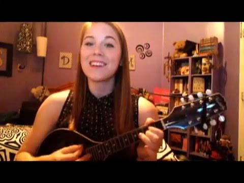 Riptide - Vance Joy (Mandolin Cover) - YouTube