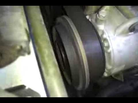 hqdefault 2008 toyota camry ac compressor youtube