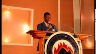 Dr D.K.Olukoya: Point of No Return