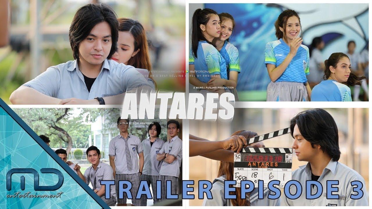 Antares - Official Trailer Episode 3