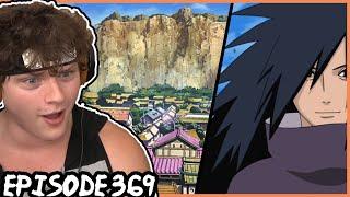 THE CREATION OF KONOHA! || Naruto Shippuden REACTION: Episode 369