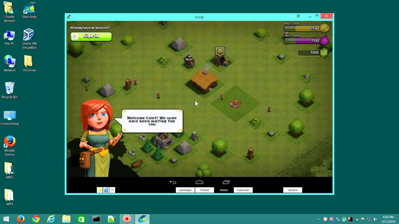 clash of clans software free download for pc