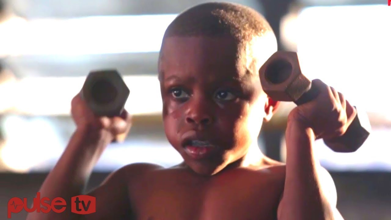 Meet 6 Year Old Kid Boxer Who Wants to be World Champion