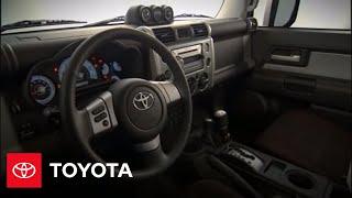 2010 FJ Крузер як: компас | Тойота
