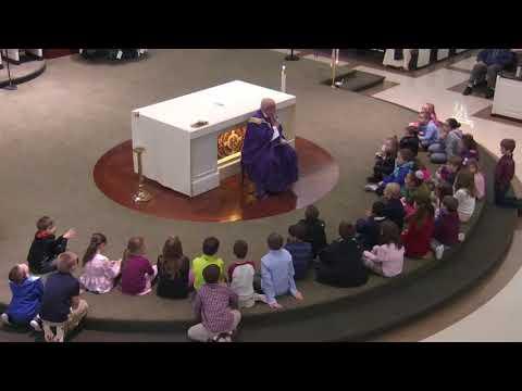 Children's Homily ~ Fr  Tom Wyndham, December 3, 2017
