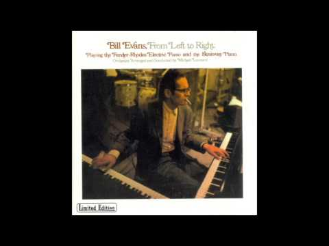 Bill Evans - From Left to Right (1970 Album)