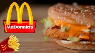 McDonalds McSpicy Paneer Burger Recipe  #WhyNot Series  Episode #2