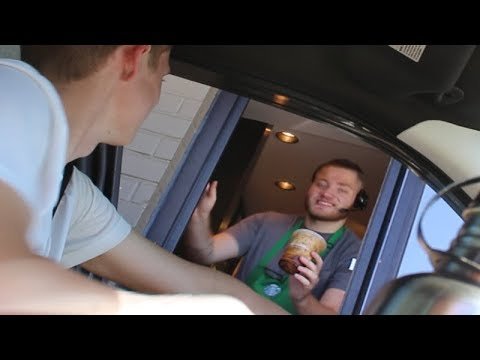 How To Get Free Coffee At Starbucks (works every time)