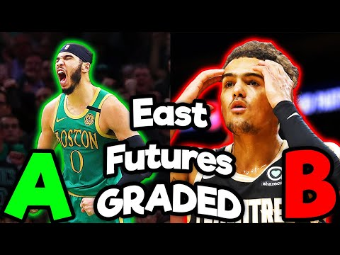 Grading The FUTURES Of The Entire NBA Eastern Conference