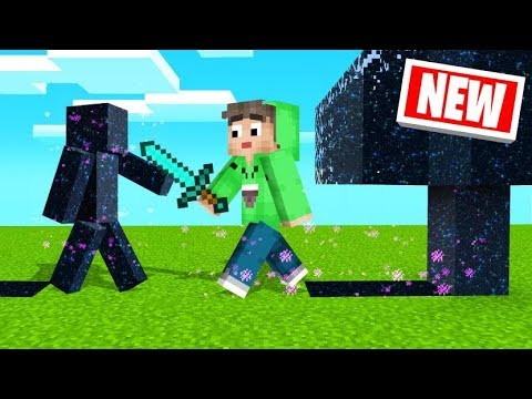 MINECRAFT But VOID Follows EVERYWHERE YOU GO! (Scary)