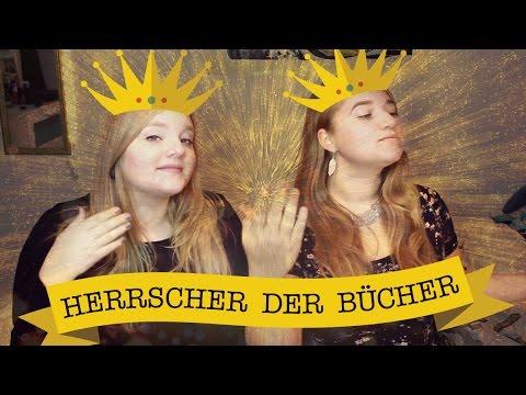 Herrscher der Bücher TAG | mit MsBuchnerd - Amelie | Laura Evlolle