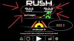 RUSH WORLD RECORD 933 !!
