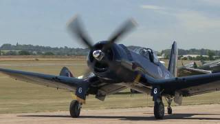 Chance Vought F4U Corsair Whistling Death