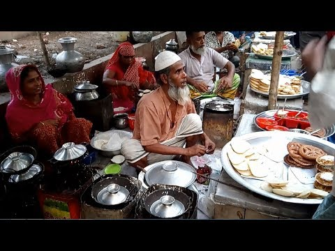 Street Food Dhaka-Street Cooking & Recipe-Street Cuntry Food