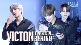 Gambar cover [BE ORIGINAL] VICTON(빅톤) 'Howling' (Behind)