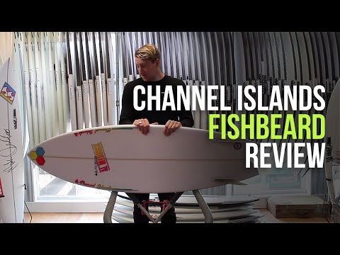 Channel Islands Fishbeard Surfboard Review