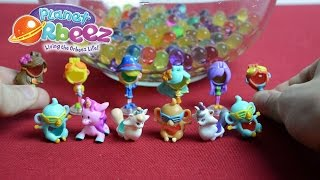 Planet Orbeez Toys and Figurines - Kinder Playtime Review