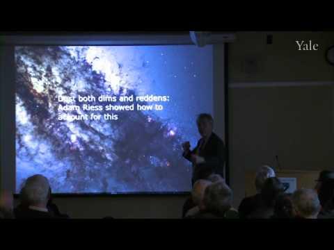 A Nobel Surprise: The Accelerating Universe