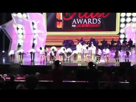 2014 Aliw Awards Best Contemporary Dance Group - G-Force - Performance