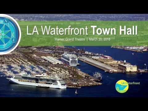 LA Waterfront Town Hall (2018)