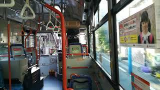 【週に片道1本】(車内動画)東急バス新羽営業所/日52系統…【帰りはない】