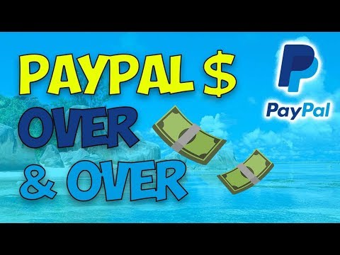 Earn PayPal Money Over and Over - Make Money Online