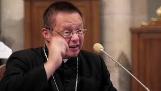 IV Synod Archidiecezji Łódzkiej | Wystąpienie abpa Grzegorza Rysia