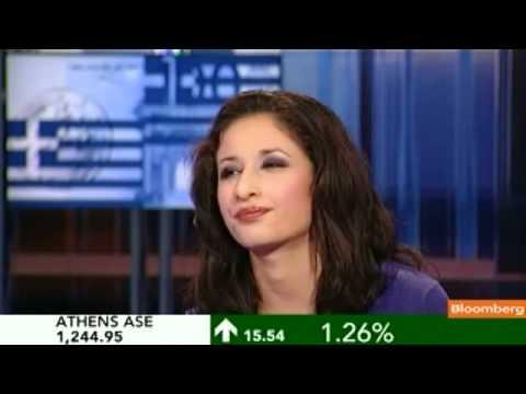 Lazaridis Sees `Huge Investor Appetite' for Greek Assets