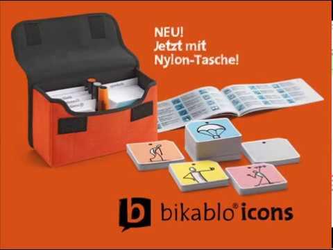 bikablo icons - Kartenbox für visuelle Methoden
