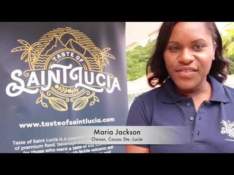 Taste of Saint Lucia Launch