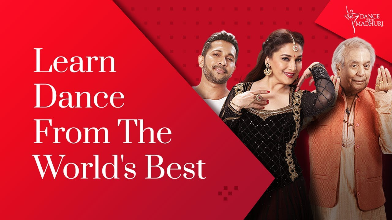 Learn Dance From The Best- Madhuri Dixit, Terence Lewis, Pt. Birju Maharaj & more Dance With Madhuri