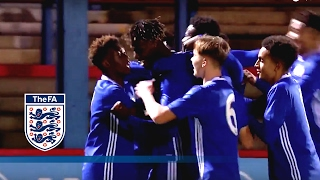 Chelsea U18 4-0 Sheffield Wednesday U18 (2016/17 FA Youth Cup R5) | Official Highlights