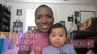 JUST ANOTHER SATURDAY AFTERNOON | VLOG #3 | BEAUTY BY KANDI