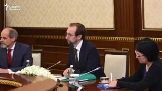 БМТ комиссари Ўзбекистондаги ислоҳотларга кўмак беришга тайёрлигини билдирди