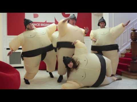 BIG Success : Les sumotoris de la publicité
