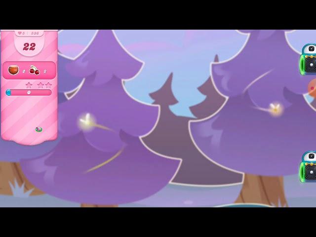 Candy Crush Saga niveau 536