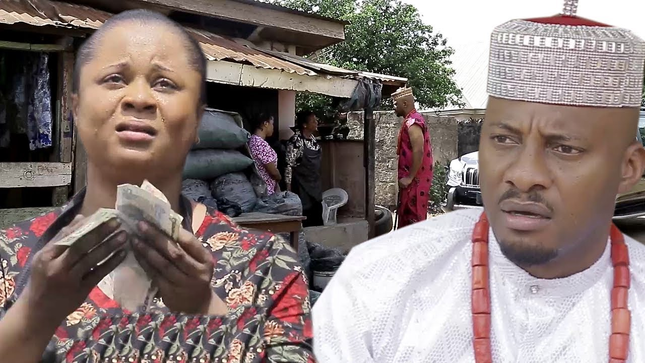 Download The Prince & The Charcoal  Seller 1 & 2 - ( Yul Edochie / Uju Okoli ) 2019 Latest Nigerian Movie
