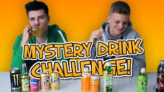 MYSTERY DRINK CHALLENGE /w SKKF