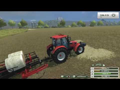 Farming Simulator 2013 ч58 - Ежедневный марафон [Перезалив!]