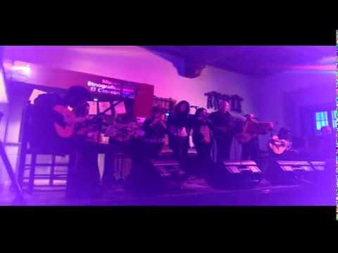 """Grupo Folk """"Puente Viejo"""" de Daimiel."""