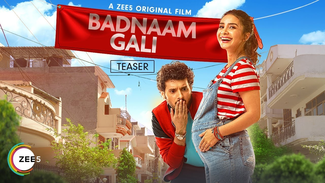 Download Badnaam Gali | Official Teaser | A ZEE5 Original | Patralekhaa, Divyenndu | Streaming Now On ZEE5