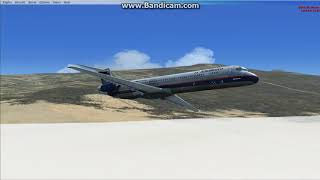 McDonnell Douglas MD 80 TNCM MMMX 1