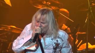 """Выступление легендарной британской группы Uriah Heep на фестивале """"..."""
